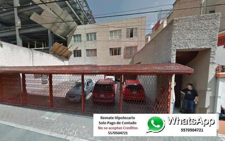 Foto de departamento en venta en  0, insurgentes mixcoac, benito juárez, distrito federal, 1762446 No. 01