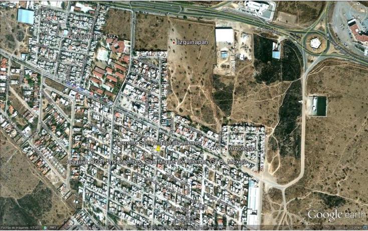 Foto de terreno habitacional en venta en  0, insurgentes, san miguel de allende, guanajuato, 858073 No. 01