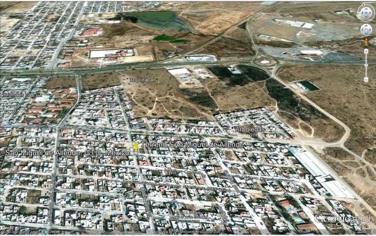 Foto de terreno habitacional en venta en  0, insurgentes, san miguel de allende, guanajuato, 858073 No. 02