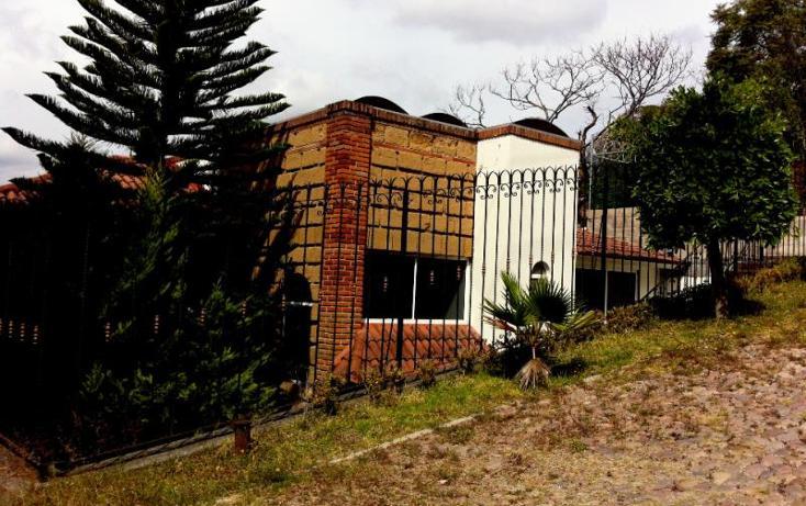 Foto de casa en venta en  0, ixtapan de la sal, ixtapan de la sal, méxico, 787797 No. 01