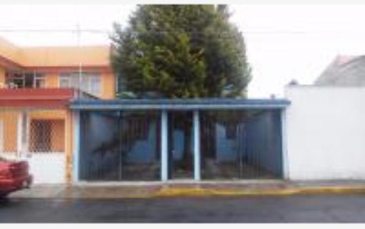 Foto de casa en venta en  0, izcalli toluca, toluca, méxico, 1630290 No. 01