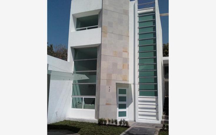 Foto de casa en venta en  0, jardines de ahuatepec, cuernavaca, morelos, 480494 No. 02