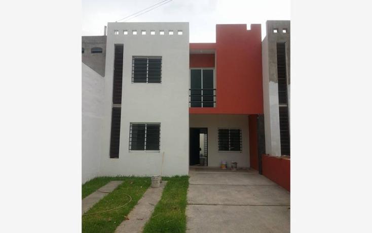 Foto de casa en venta en  0, jardines del centenario, villa de álvarez, colima, 1443083 No. 01