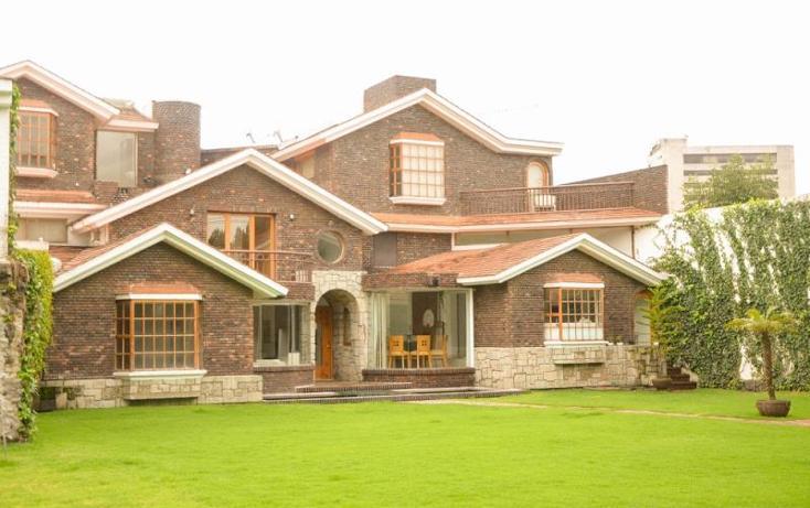 Foto de casa en renta en  0, jardines del pedregal, álvaro obregón, distrito federal, 1990004 No. 01