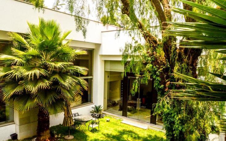 Foto de casa en venta en  0, jardines del pedregal, álvaro obregón, distrito federal, 2046866 No. 22