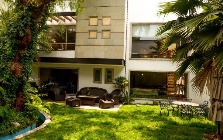 Foto de casa en venta en  0, jardines del pedregal, álvaro obregón, distrito federal, 2046866 No. 31