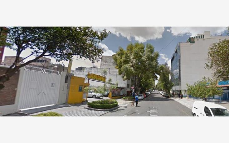 Foto de terreno habitacional en venta en  0, juárez, cuauhtémoc, distrito federal, 1993784 No. 02