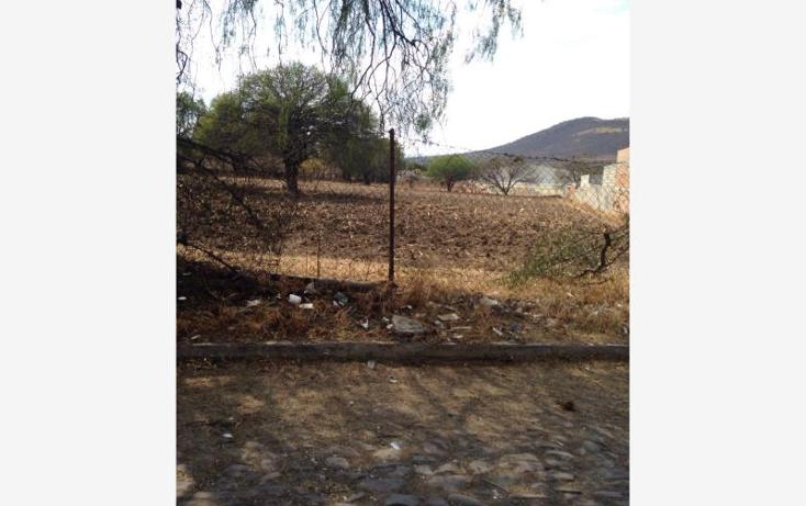 Foto de terreno habitacional en venta en  0, la cruz, san juan del r?o, quer?taro, 1689820 No. 01
