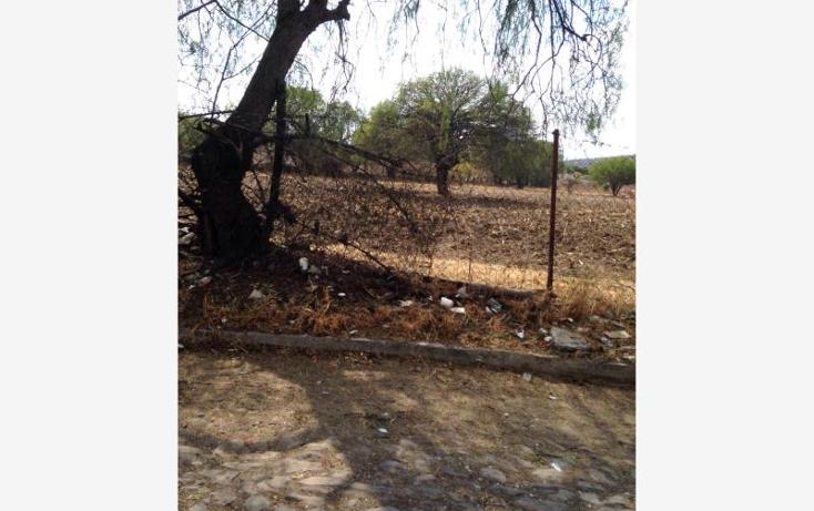 Foto de terreno habitacional en venta en  0, la cruz, san juan del r?o, quer?taro, 1689820 No. 03