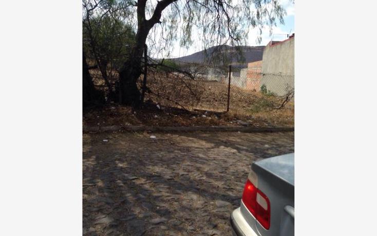 Foto de terreno habitacional en venta en  0, la cruz, san juan del r?o, quer?taro, 1689820 No. 07
