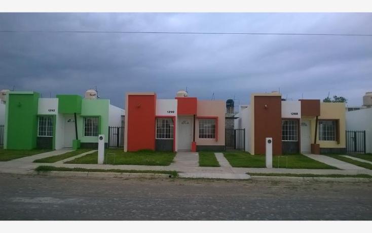 Foto de casa en venta en  0, la reserva, villa de álvarez, colima, 594613 No. 01