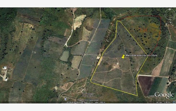 Foto de terreno industrial en venta en  0, la resolana, acatlán de juárez, jalisco, 375156 No. 01