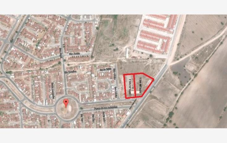 Foto de terreno habitacional en venta en  0, la trinidad, zumpango, m?xico, 1782594 No. 01