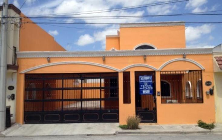Foto de casa en venta en  0, las fuentes sección lomas, reynosa, tamaulipas, 417816 No. 01