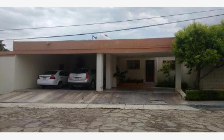 Foto de casa en venta en  0, las huertas, saltillo, coahuila de zaragoza, 1991826 No. 01