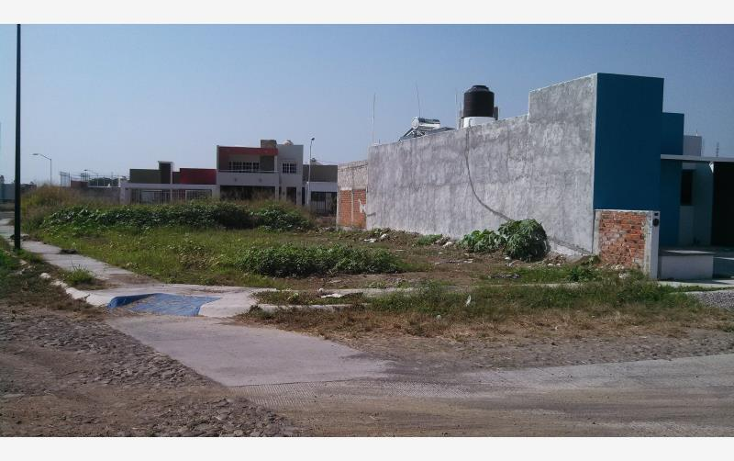 Foto de terreno habitacional en venta en  0, las lagunas, villa de ?lvarez, colima, 1590550 No. 01
