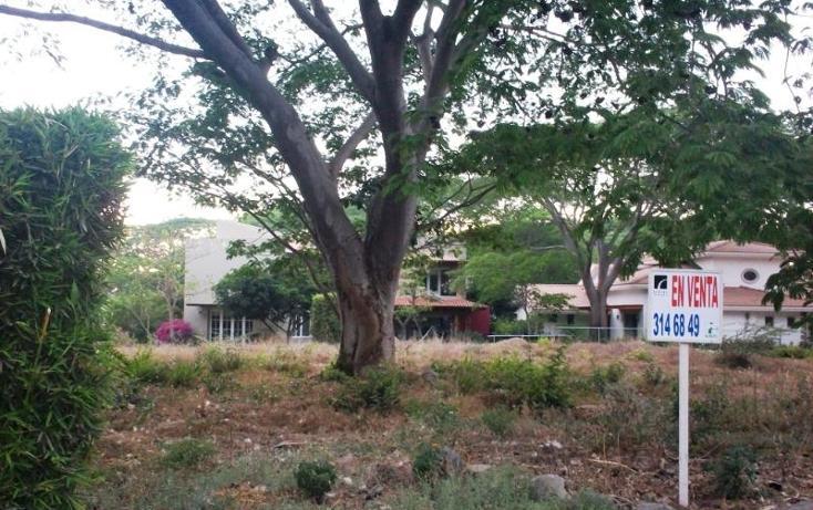 Foto de terreno habitacional en venta en  0, las parotas, villa de álvarez, colima, 398973 No. 01