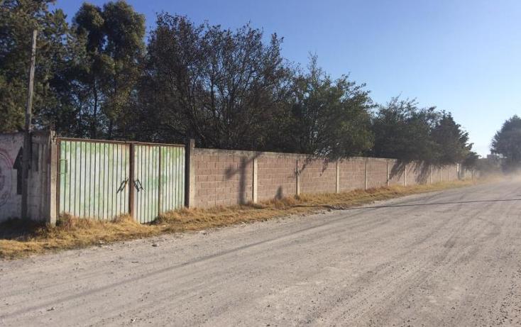 Foto de terreno habitacional en venta en  0, lázaro cárdenas, metepec, méxico, 1699552 No. 02