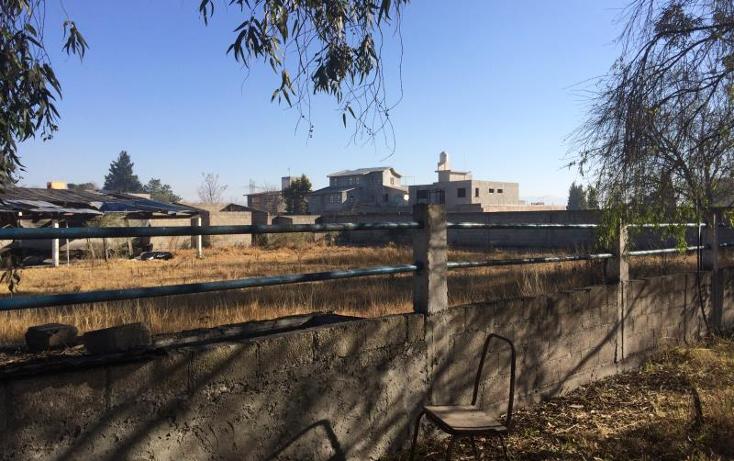 Foto de terreno habitacional en venta en  0, lázaro cárdenas, metepec, méxico, 1699552 No. 03