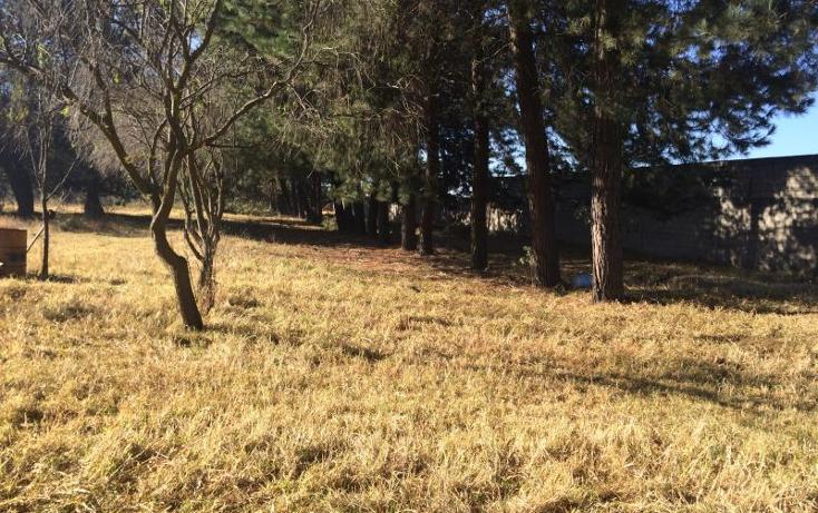 Foto de terreno habitacional en venta en  0, lázaro cárdenas, metepec, méxico, 1699552 No. 05