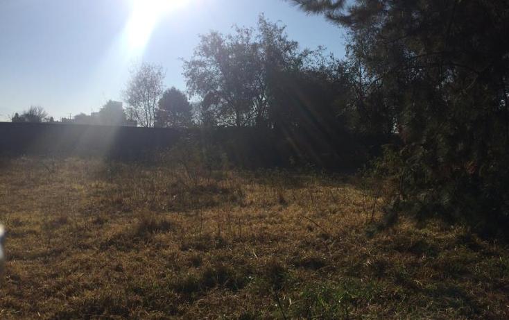 Foto de terreno habitacional en venta en  0, lázaro cárdenas, metepec, méxico, 1699552 No. 06