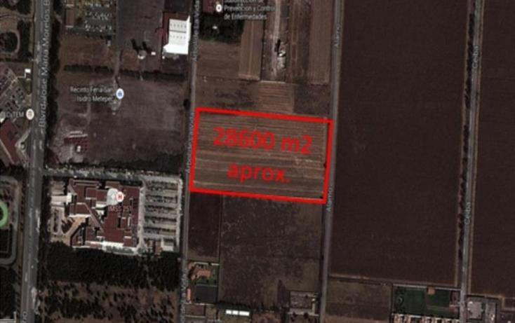 Foto de terreno habitacional en venta en  0, llano grande, metepec, méxico, 1326427 No. 01