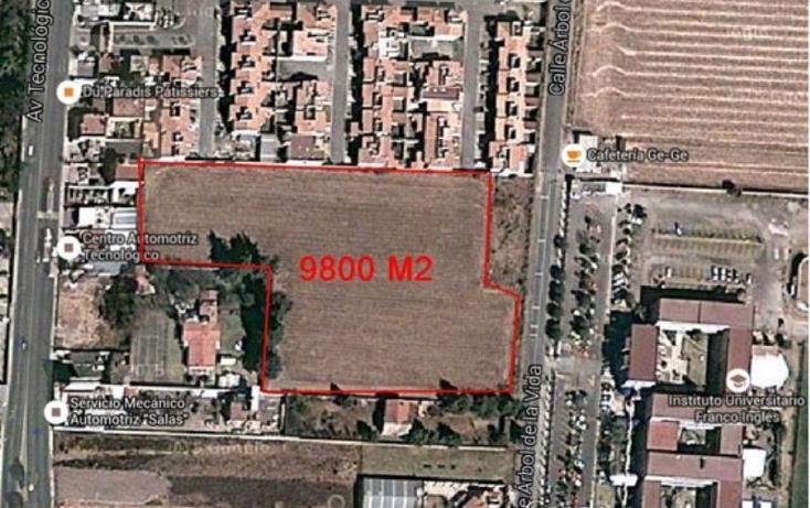 Foto de terreno habitacional en venta en  0, llano grande, metepec, méxico, 1328863 No. 01