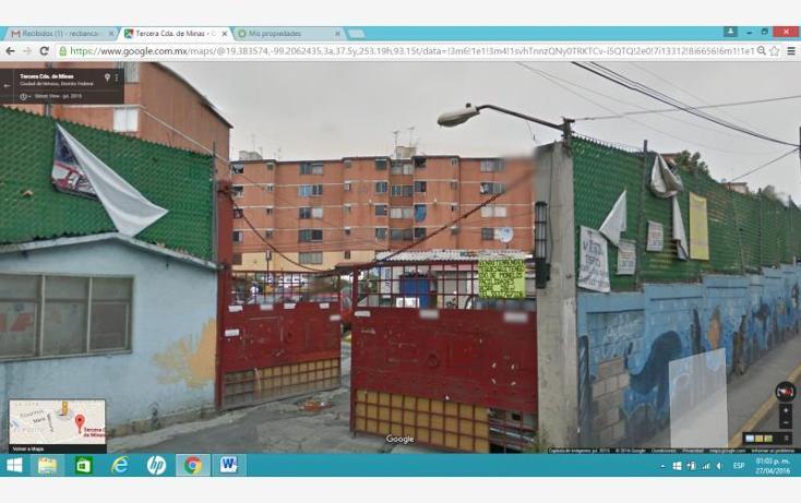 Foto de departamento en venta en  0, lomas de becerra, álvaro obregón, distrito federal, 1820660 No. 01