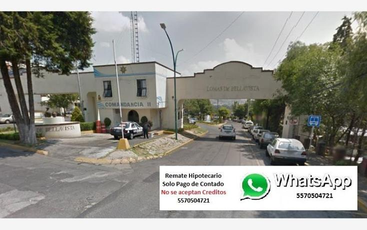 Foto de casa en venta en  0, lomas de bellavista, atizap?n de zaragoza, m?xico, 1751870 No. 01