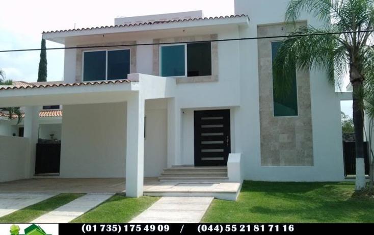 Foto de casa en venta en  0, lomas de cocoyoc, atlatlahucan, morelos, 532047 No. 01