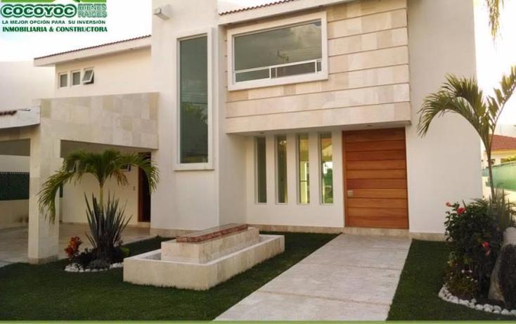Foto de casa en venta en  0, lomas de cocoyoc, atlatlahucan, morelos, 662773 No. 01