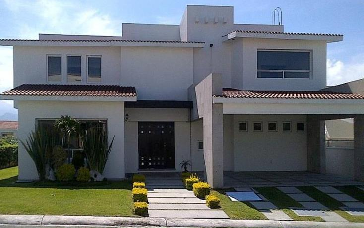Foto de casa en venta en  0, lomas de cocoyoc, atlatlahucan, morelos, 670745 No. 01