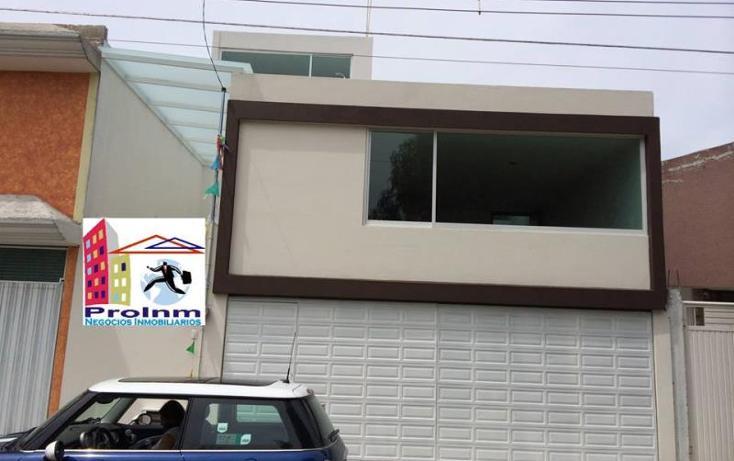 Foto de casa en venta en  0, lomas de loreto, puebla, puebla, 586285 No. 01