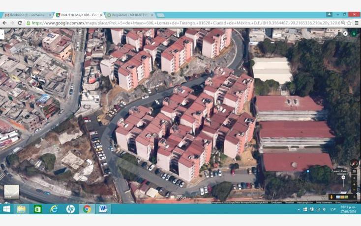 Foto de departamento en venta en  0, lomas de tarango reacomodo, álvaro obregón, distrito federal, 1820740 No. 01