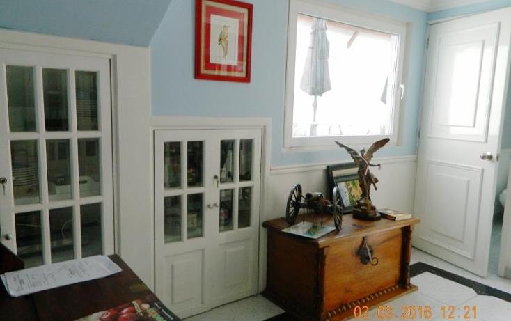 Foto de casa en renta en  0, lomas de tecamachalco, naucalpan de juárez, méxico, 962503 No. 20