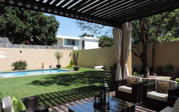 Foto de casa en venta en  0, lomas de vista hermosa, cuernavaca, morelos, 426886 No. 02