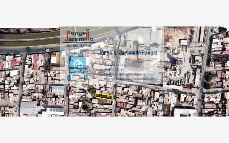Foto de terreno habitacional en venta en  0, los arquitos, san luis potos?, san luis potos?, 1778524 No. 01