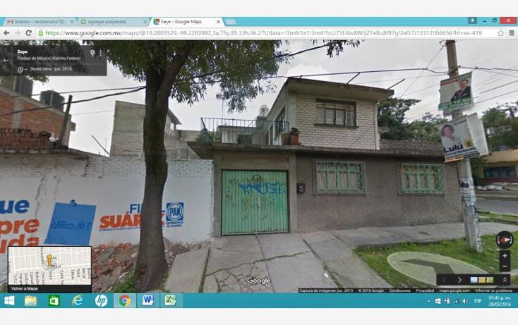Foto de casa en venta en  0, los encinos, tlalpan, distrito federal, 1744781 No. 01