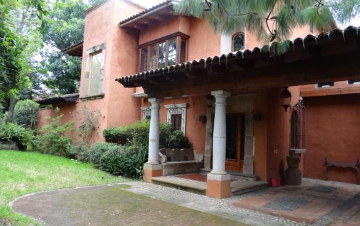 Foto de casa en venta en  0, los nogales, pátzcuaro, michoacán de ocampo, 1529410 No. 01