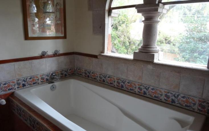 Foto de casa en venta en  0, los nogales, pátzcuaro, michoacán de ocampo, 1529410 No. 12