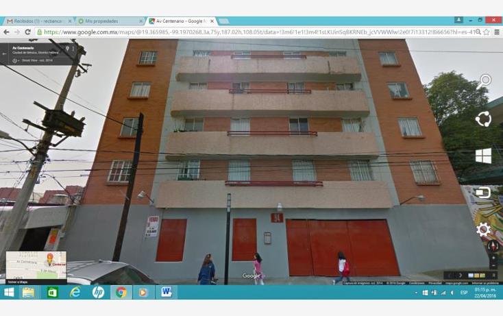 Foto de departamento en venta en  0, merced gómez, álvaro obregón, distrito federal, 1806334 No. 01