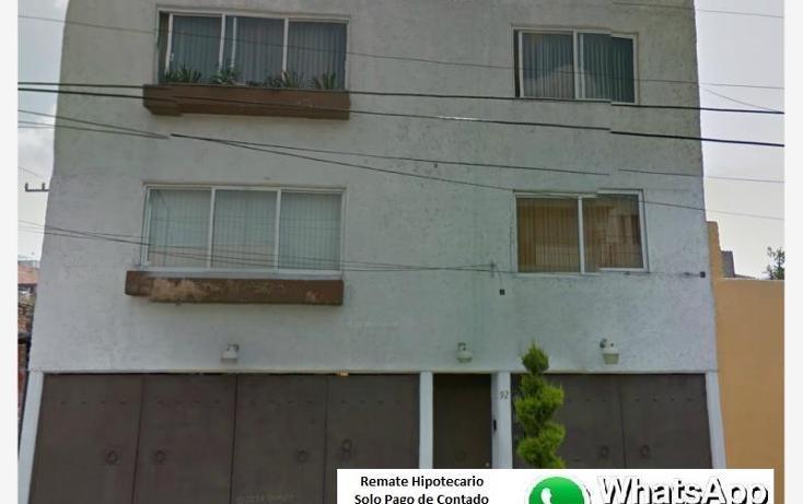Foto de departamento en venta en  0, moderna, benito ju?rez, distrito federal, 1762508 No. 01