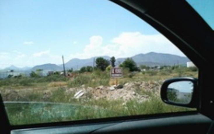 Foto de terreno habitacional en venta en  0, molinos del rey, ramos arizpe, coahuila de zaragoza, 802841 No. 06