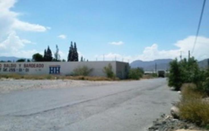 Foto de terreno habitacional en venta en  0, molinos del rey, ramos arizpe, coahuila de zaragoza, 802841 No. 08