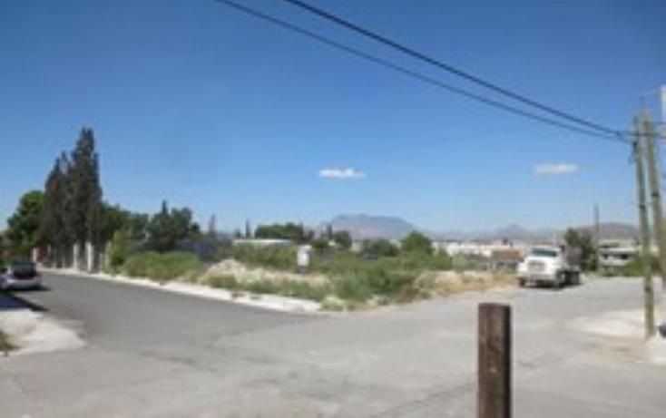 Foto de terreno habitacional en venta en  0, molinos del rey, ramos arizpe, coahuila de zaragoza, 802841 No. 18