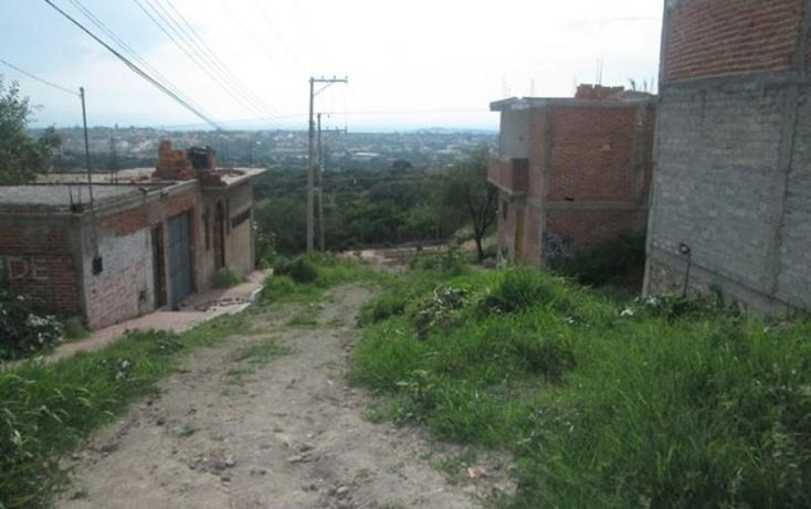 Foto de terreno habitacional en venta en  0, montes de loreto, san miguel de allende, guanajuato, 663925 No. 03