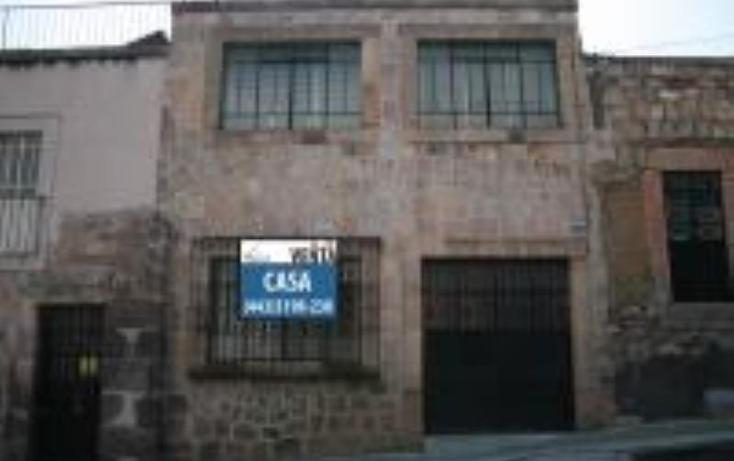Foto de casa en venta en  0, morelia centro, morelia, michoacán de ocampo, 1953866 No. 01