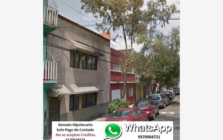 Foto de casa en venta en  0, nativitas, benito ju?rez, distrito federal, 1794874 No. 01