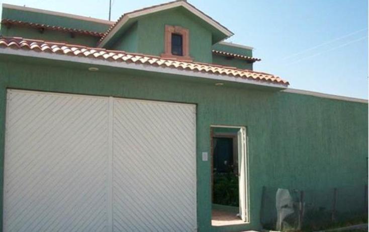 Foto de casa en venta en  0, nuevo amanecer, amealco de bonfil, querétaro, 739331 No. 01