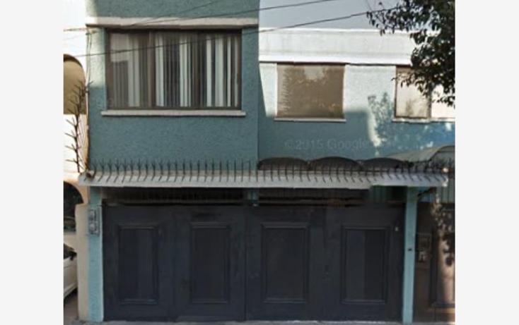 Foto de casa en venta en  0, obrera, cuauht?moc, distrito federal, 1945788 No. 01
